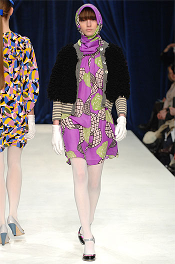 Autumn Winter 08-9 - CATWALK 55