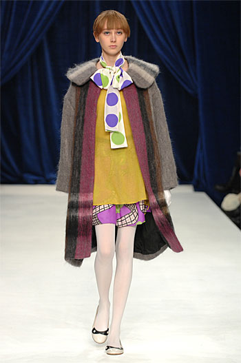 Autumn Winter 08-9 - CATWALK 58