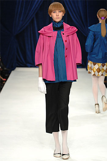 Autumn Winter 08-9 - CATWALK 07
