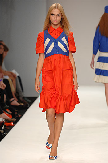 Spring Summer 08 - Catwalk 2