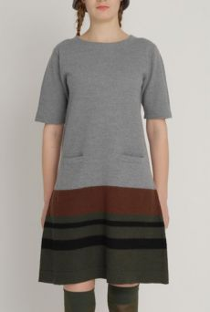 AW1213 BOILED NOMAD DRESS - VARIOUS